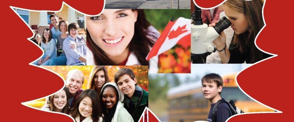 CURSO ESCOLAR EN CANADÁ 2021/22