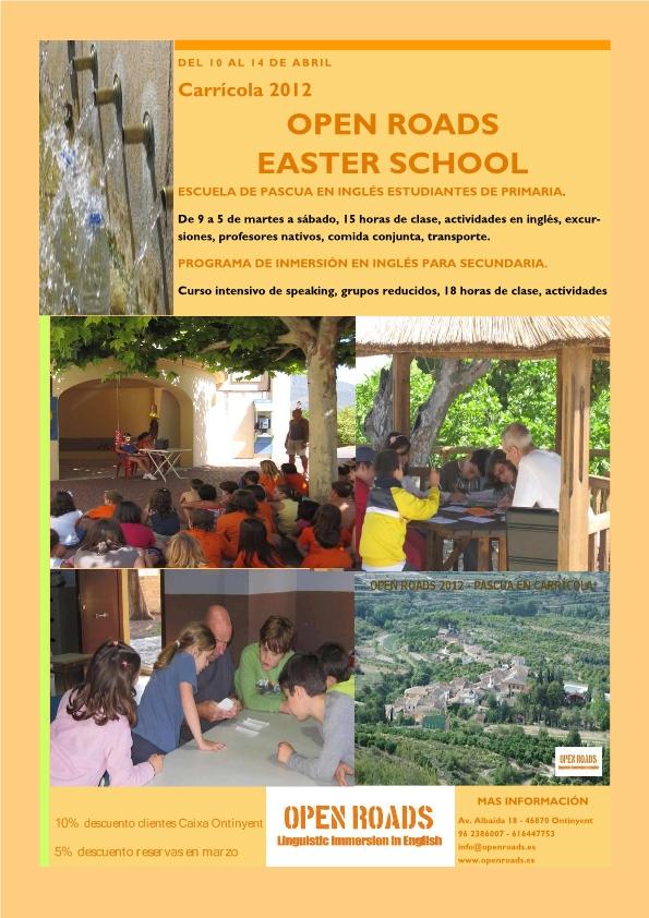 Pascua en Carrícola