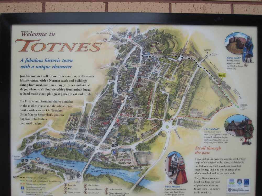 Curso Junior en Totnes (Inglaterra)