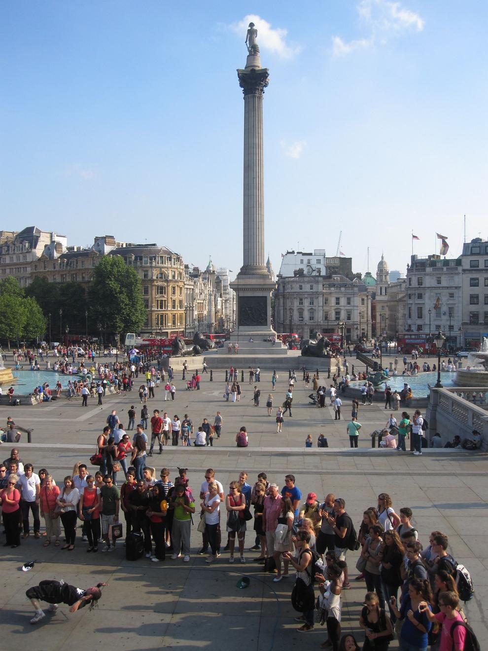 Excursión a Londres 2014