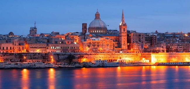 Curso de Inglés en Malta para toda la familia.