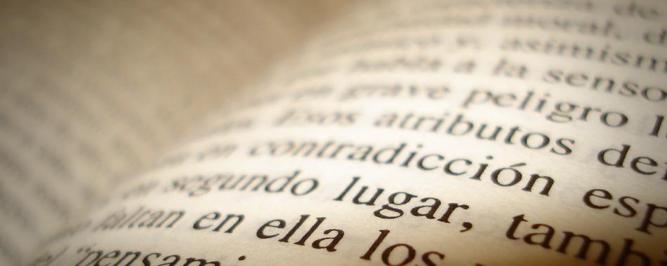 Open Roads nos complacemos en ofrecer a nuestros clientes nuevos servicios que refuerzan nuestra oferta lingüística; traducción, corrección y edición de textos. Redacción de contenidos.